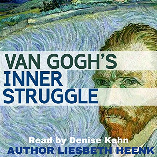Van Gogh's Inner Struggle audiobook cover art