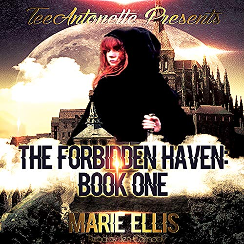 The Forbidden Haven audiobook cover art