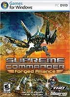 Supreme Commander: Forged Alliance (輸入版)