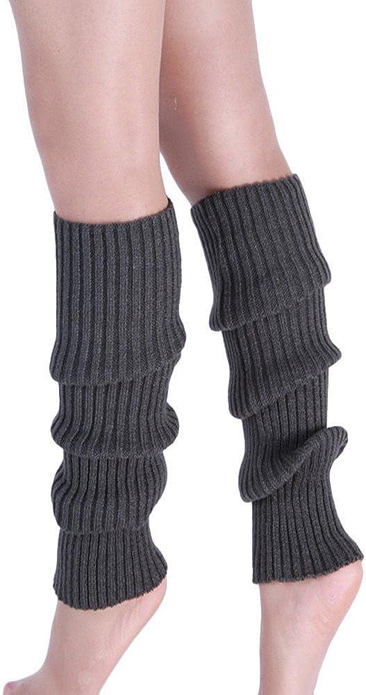 Boot Cheap mail order specialty store Cuffs Charlotte Mall Warmer Knit Leg Compression Womens Socks Stocki