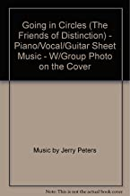 Going in Circles (The Friends of Distinction) - Piano/Vocal/Guitar Sheet Music - W/Group Photo on the Cover