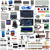 Adeept Ultimate Starter Kit for Arduino Mega2560 LCD1602, Stepper Motor, ADXL345, Learning Kit with...