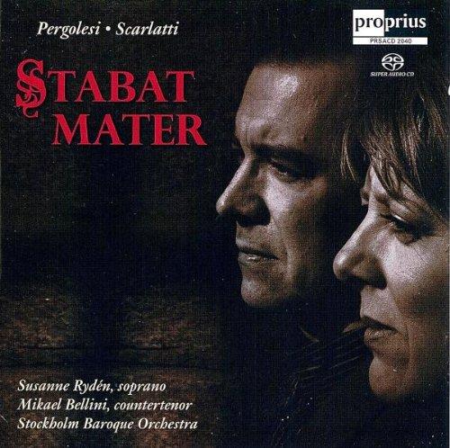 Pergolesi Scarlatti : Stabat Mater (SACD)