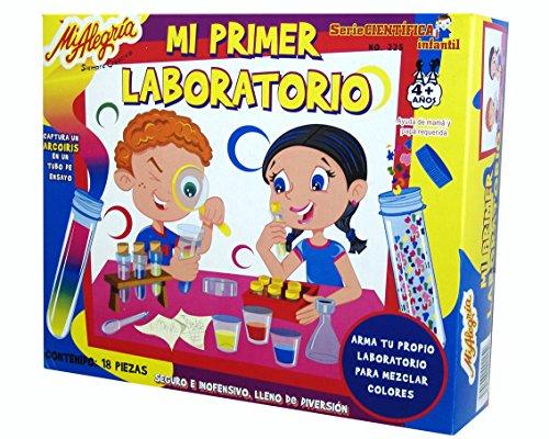 MiAlegria Mi Primer Laboratorio