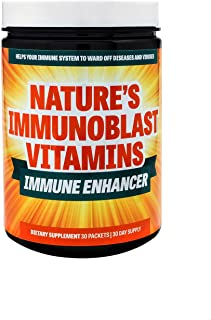 Nature's Immunoblast Vitamins, IMMUNE ENHANCER