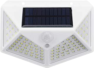 NANSONG Wireless waterproof outdoor courtyard solar L 100 LED PIR motion sensor Solar Wall passage outdoor garden lamps, l...