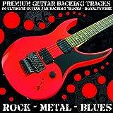 66 Ultimate Guitar Jam Backing Tracks (Rock Metal Blues) [Royalty Free]