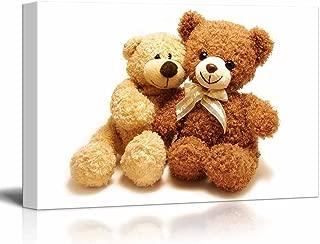 teddy bear canvas prints