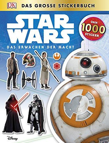 Star Wars™ Das Erwachen der Macht. Das große Stickerbuch