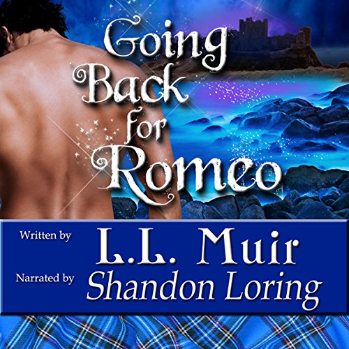 Going Back for Romeo audiobook cover art