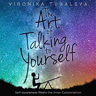The Art of Talking to Yourself audiobook cover art