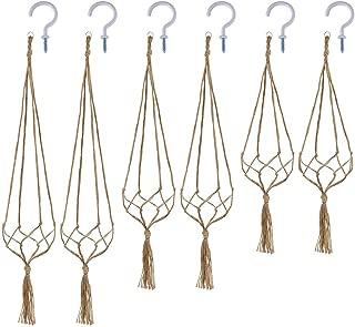 Best rope plant hanger Reviews