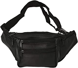 60d17390f7126 Amazon.com: leather waist bag for men - 3 Stars & Up: Health & Household