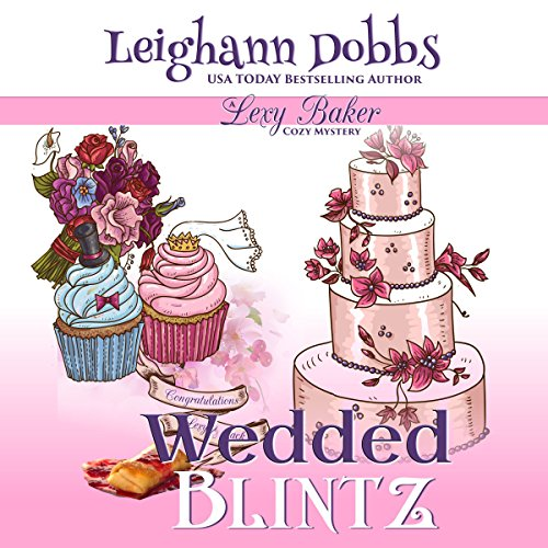 Wedded Blintz audiobook cover art