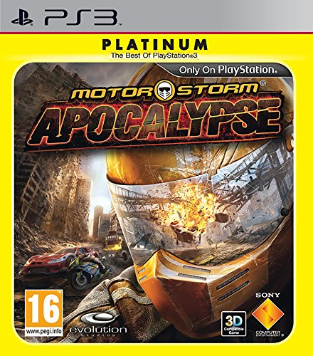 Motorstorm Apocalypse - Platinum (PS3) [Unknown format] [PlayStation 3] [UK IMPORT