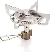 GSI Outdoors Glacier Camp Stove - High-Output Stove for Larger Pots Car Camping and Base Camp