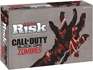 Call of Duty Risk Zombies Edition Board Game
