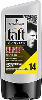 Schwarzkopf Taft Looks Super Glue Power Gel - Super Glue Hold 14, 150 ml