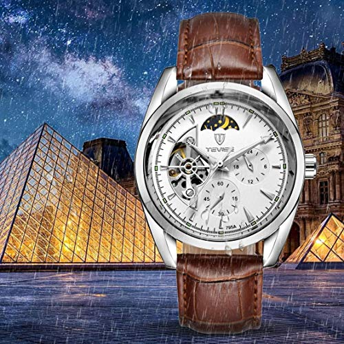 relojes tevise con fase lunar
