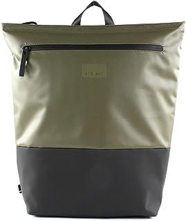 Strellson Stockwell Backpack SVZ Herren Rucksack, Khaki, 28,5/42X44X15,5