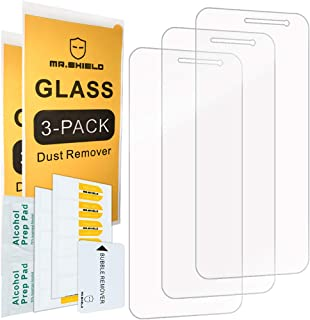 [3-Pack]-Mr.Shield for Samsung Galaxy J2 (MetroPCS) 2018/2019 Version [Tempered Glass] Screen Protector with Lifetime Replacement