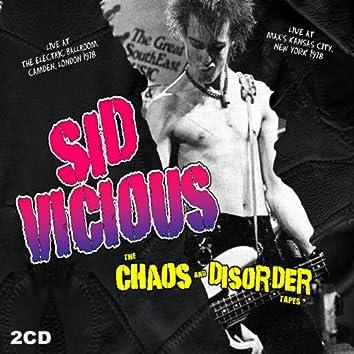 Chaos & Disorder Tapes