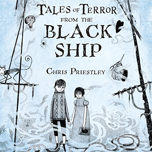 Tales of Terror from the Black Ship audiobook cover art