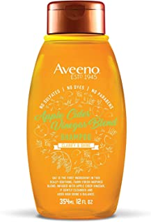 Aveeno Scalp Soothing Shampoo, Apple Cider Vinegar Blend 12 Fl Oz