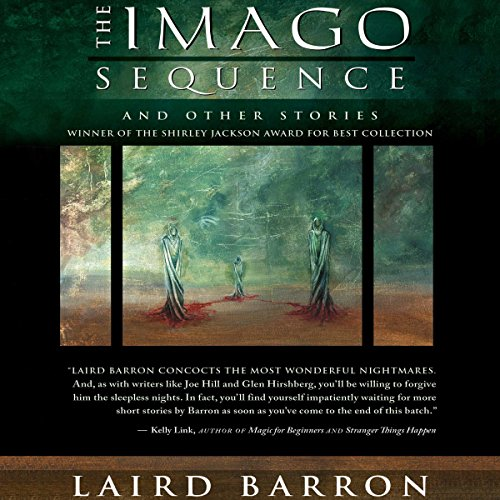 The Imago Sequence cover art