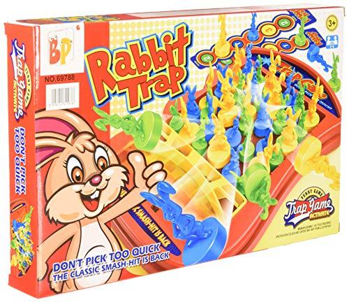 Neo Toys–Gioco da Tavolo: Acchiappa Il Coniglio, 69788