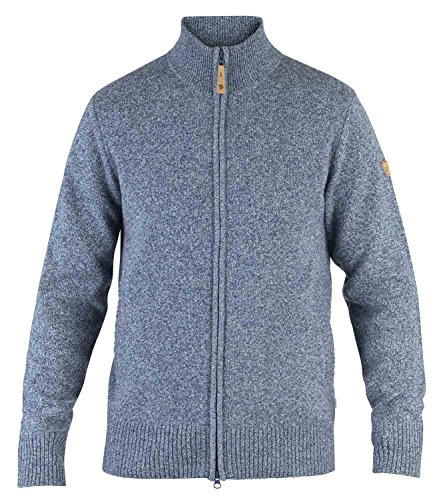 FJÄLLRÄVEN Övik Cardigan Jacket Men - Strickjacke aus Wolle