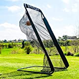 FORZA Football Kicking Cage | Pro Football Kicking Practice Net – Ideal for The Backyard