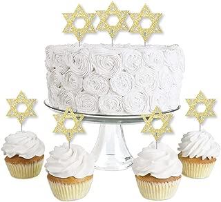 Best hanukkah cupcake toppers Reviews