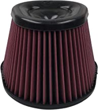 S&B Filters KF-1037 High Performance Replacement Filter (Oiled Cleanable, 8-ply Cotton)
