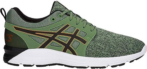 ASICS 1021A049 Men's Torrance Running chaussures, Cedar vert noir - 7.5 D(M) US