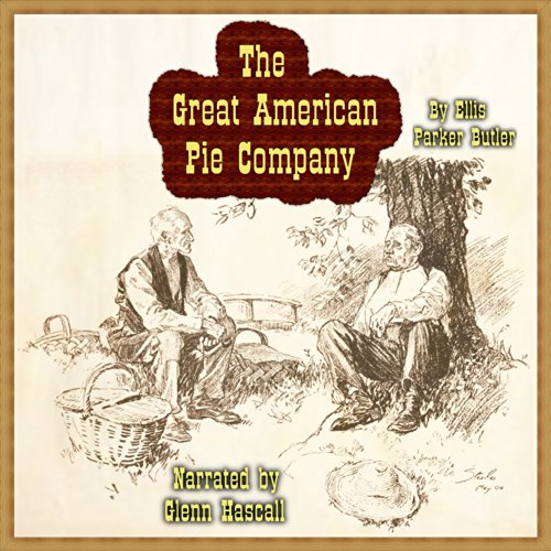 The Great American Pie Company audiobook cover art