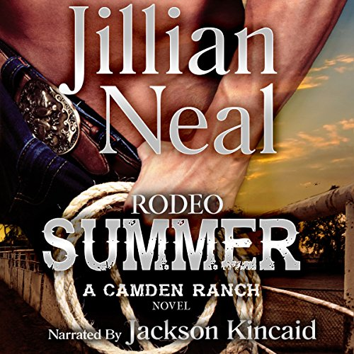 Rodeo Summer audiobook cover art