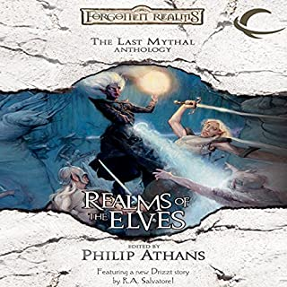 Realms of the Elves: The Last Mythal Anthologies cover art