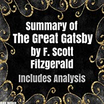 an analysis of the narrators character in the great gatsby by f scott fitzgerald