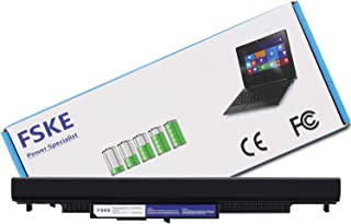 FSKE Batería para HP 807957-001 807612-421 807956-001 HS04 HS03 HSTNN-LB6V HSTNN-LB6U TPN-I119 TPN-I120,240 G4,245 G4,246 G4,250 G4,255 G4,Pavilion 14,15 Notebook Battery,14.8V 2500mah 4-célula