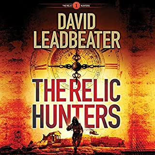 The Relic Hunters cover art