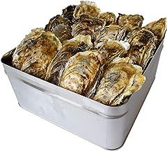牡蠣 カンカン焼き セット Lサイズ 30個入 冷凍牡蠣 旬凍 産地厳選 ミニ缶入(牡蠣ナイフ・片手用軍手付き)殻付き牡蠣 一斗缶 海鮮バーベキューセット 父の日 ギフト