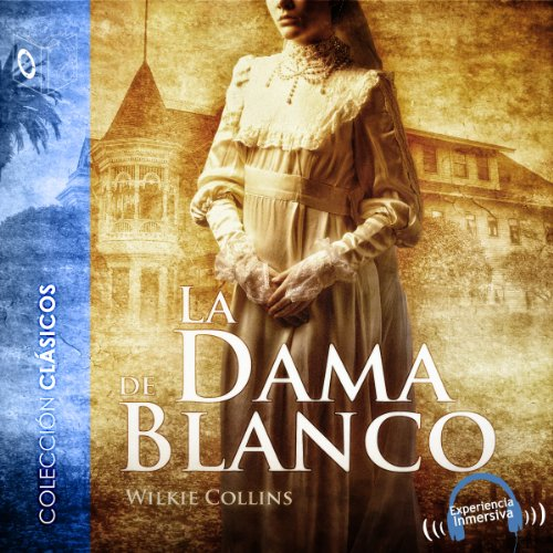 La dama de blanco [The Woman in White] cover art