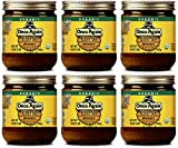 Once Again Organic Killer Bee Honey - Wildflower Honey Harvested from South America - 16 oz Jar - Case of 6