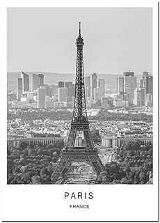 Amazon Fr Poster New York Noir Et Blanc