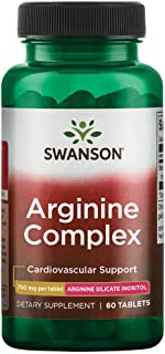 Swanson Ultra Nitrosigine 60 Tablets