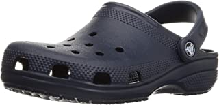 Crocs Kids Classic Clog, Navy, 9 Toddler M