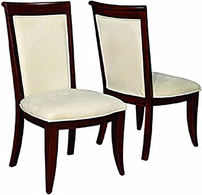 Amazon Com Alpine Furniture 8104 02 Pierre Dining Chair
