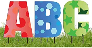 Best letter yard signs Reviews