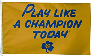 NCAA 3x5 Ft Large College Flag with Grommets